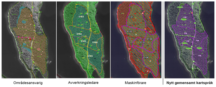 Sveaskog utvecklar gemensam webbkartografi