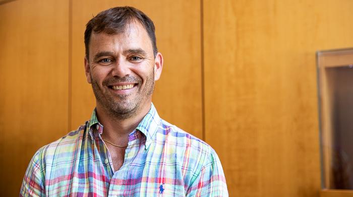 Marcus Liljeberg Svenska Kraftnät på Esri User Conference 2018