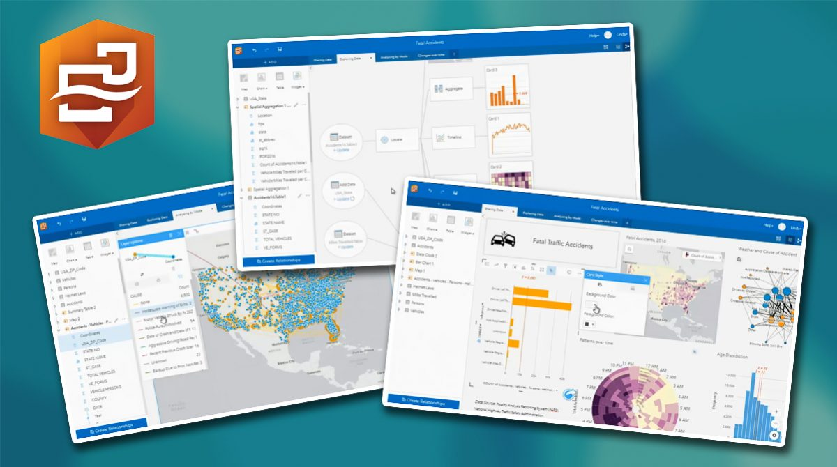Seminarium om Insights for ArcGIS