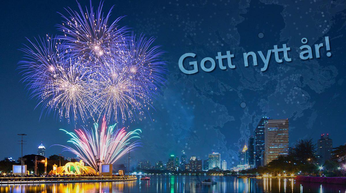 Nyårslöfte inom GIS