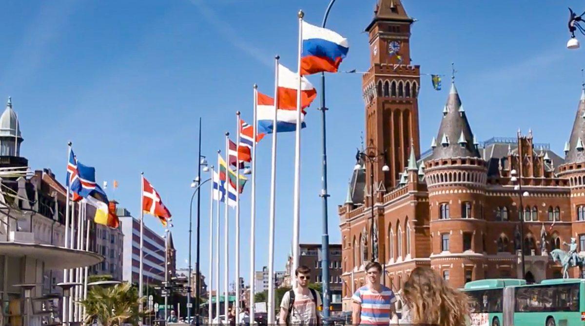 Helsingborg stad använder ArcGIS