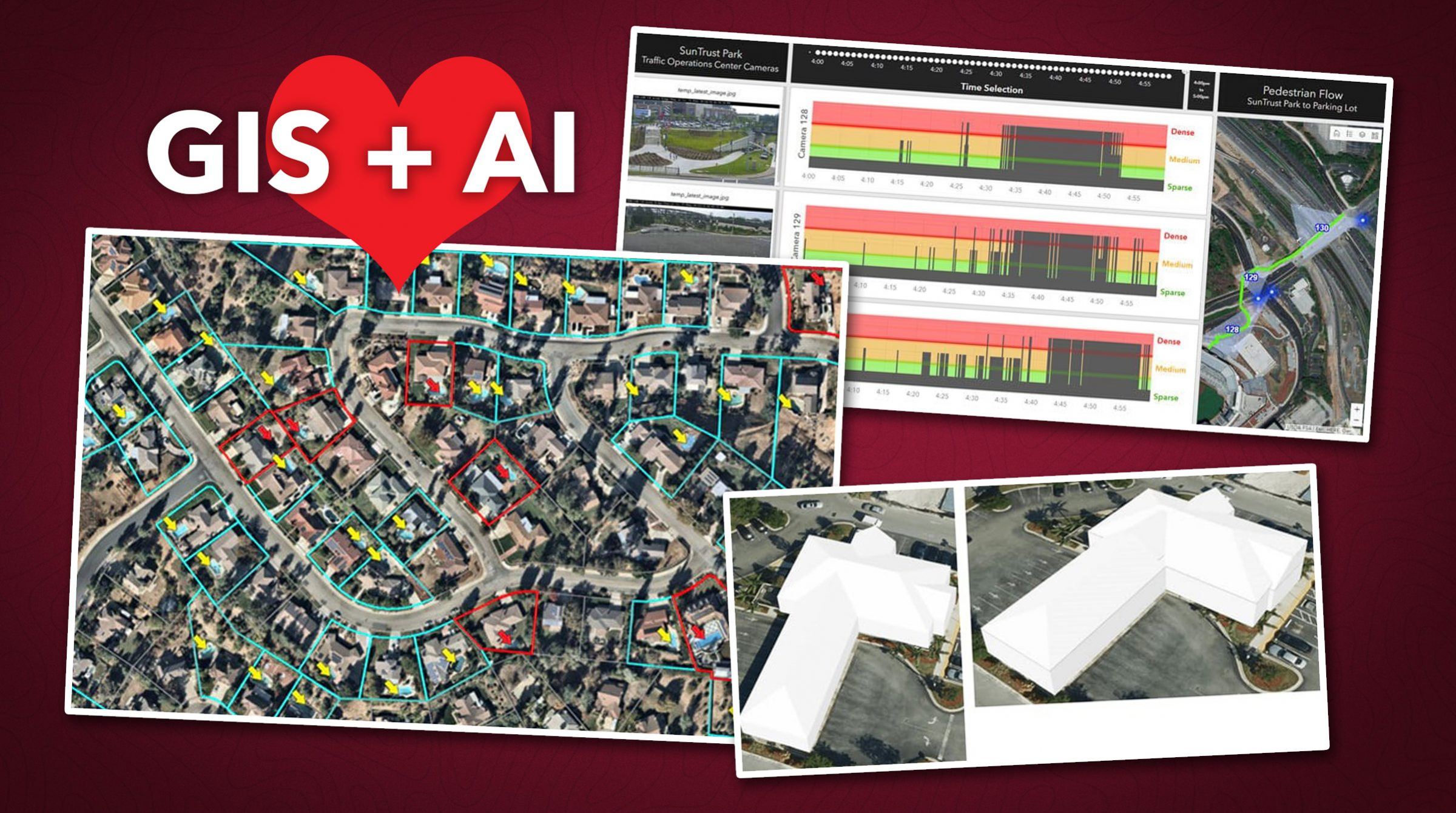 GIS, AI och deep learning