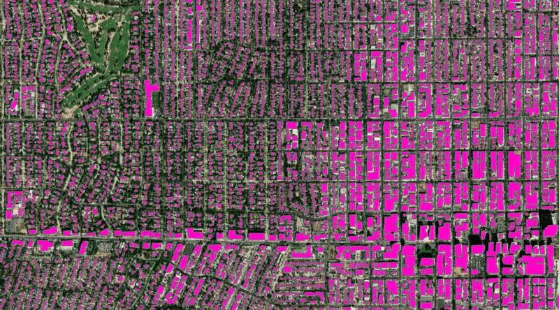 Mapping av städer med ArcGIS