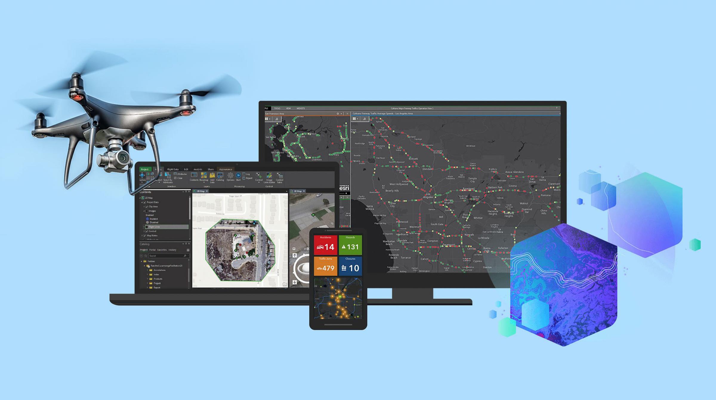 Effektiv datainsamling med ArcGIS fältappar