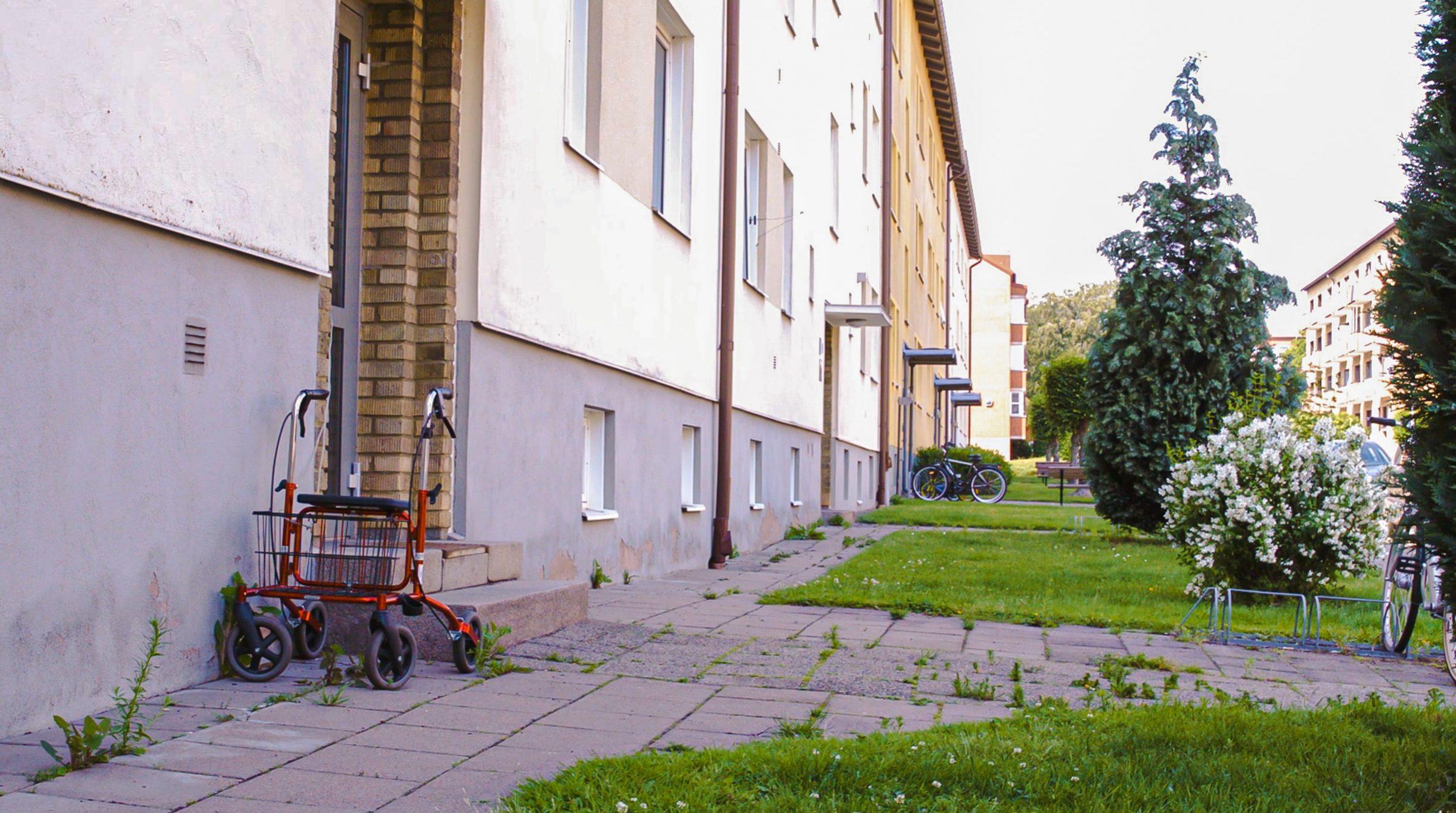 rollator i Eslöv