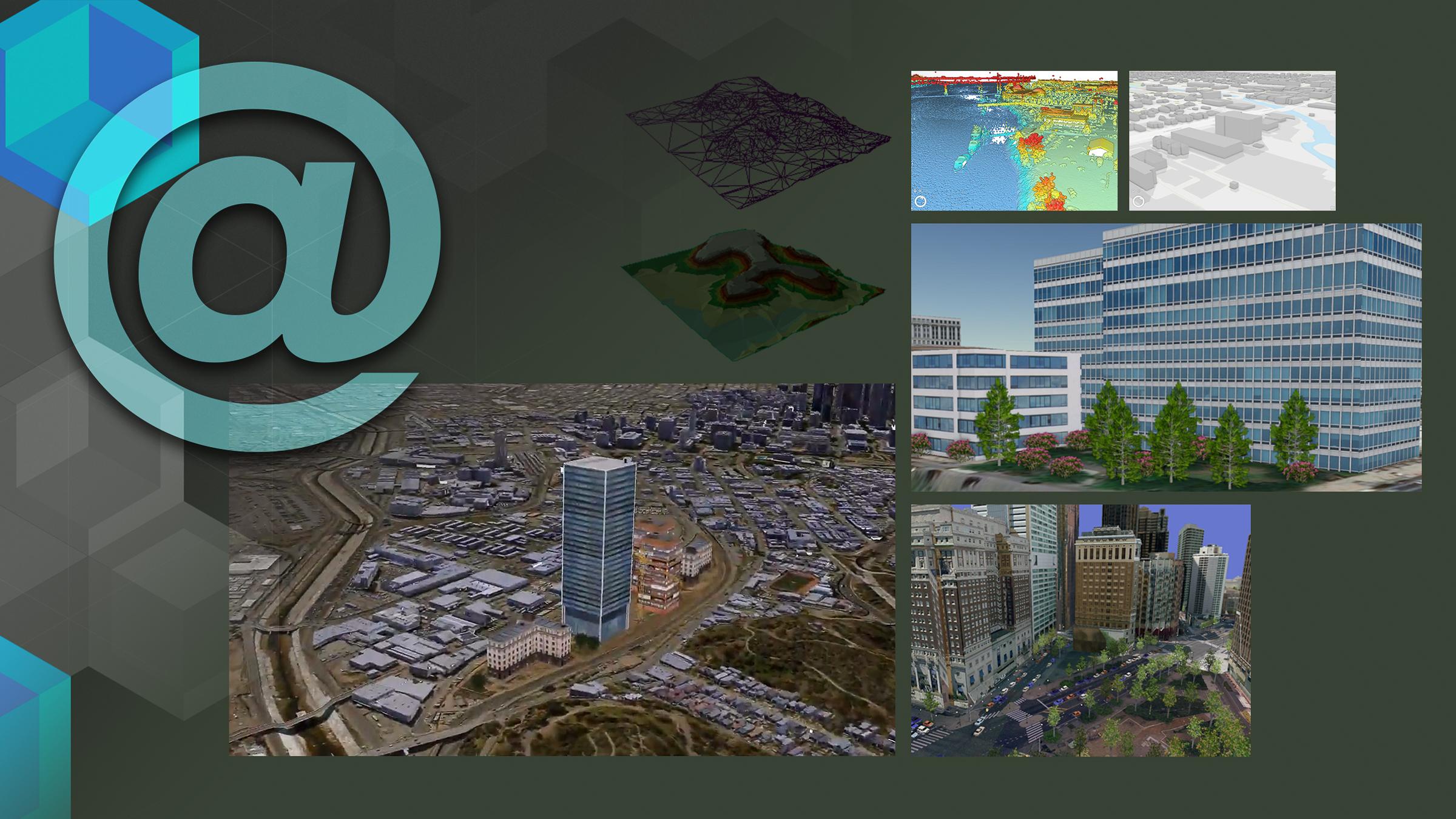 e-kurser inom 3D i ArcGIS