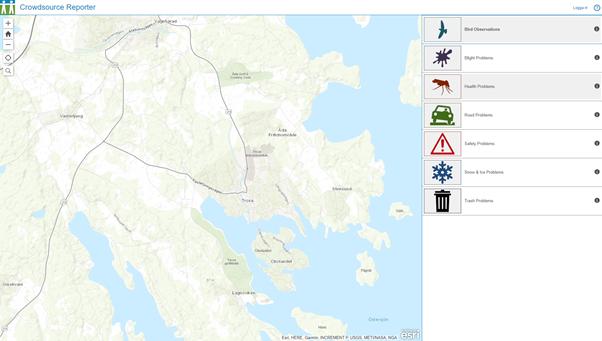 Webbapp som bjuder in till interaktivitet