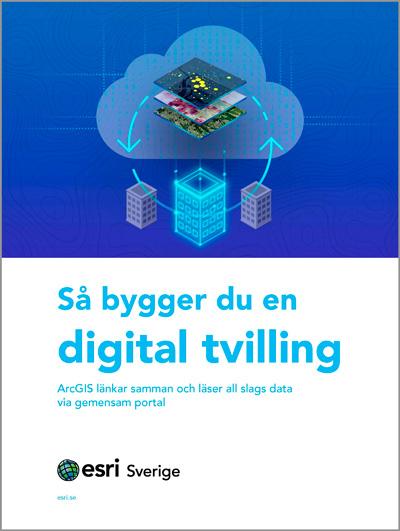 Guide över hur du bygger upp en digital tvilling