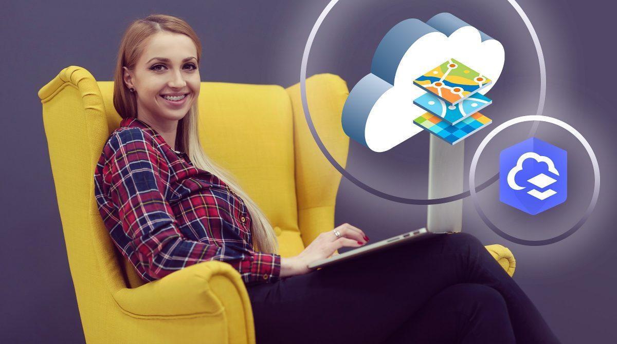 Lär dig ArcGIS Online för nybörjare