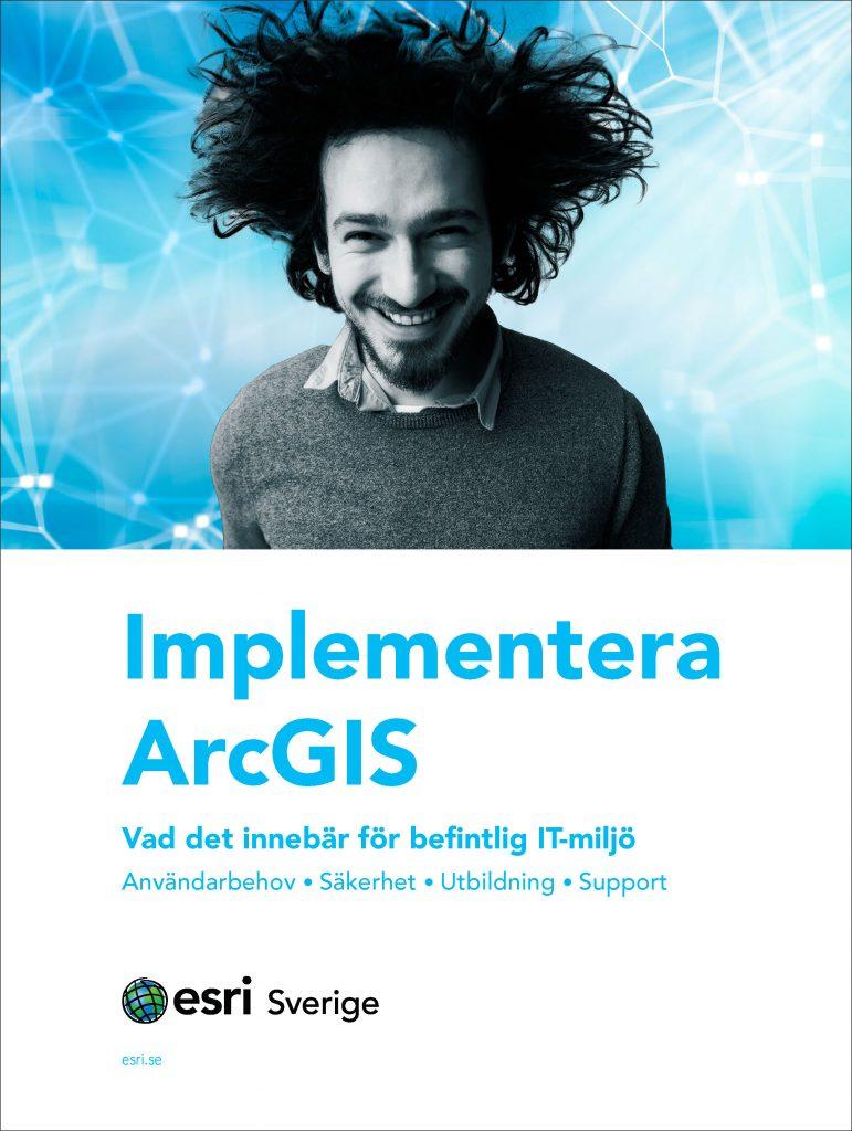 Guide - att implementera ArcGIS