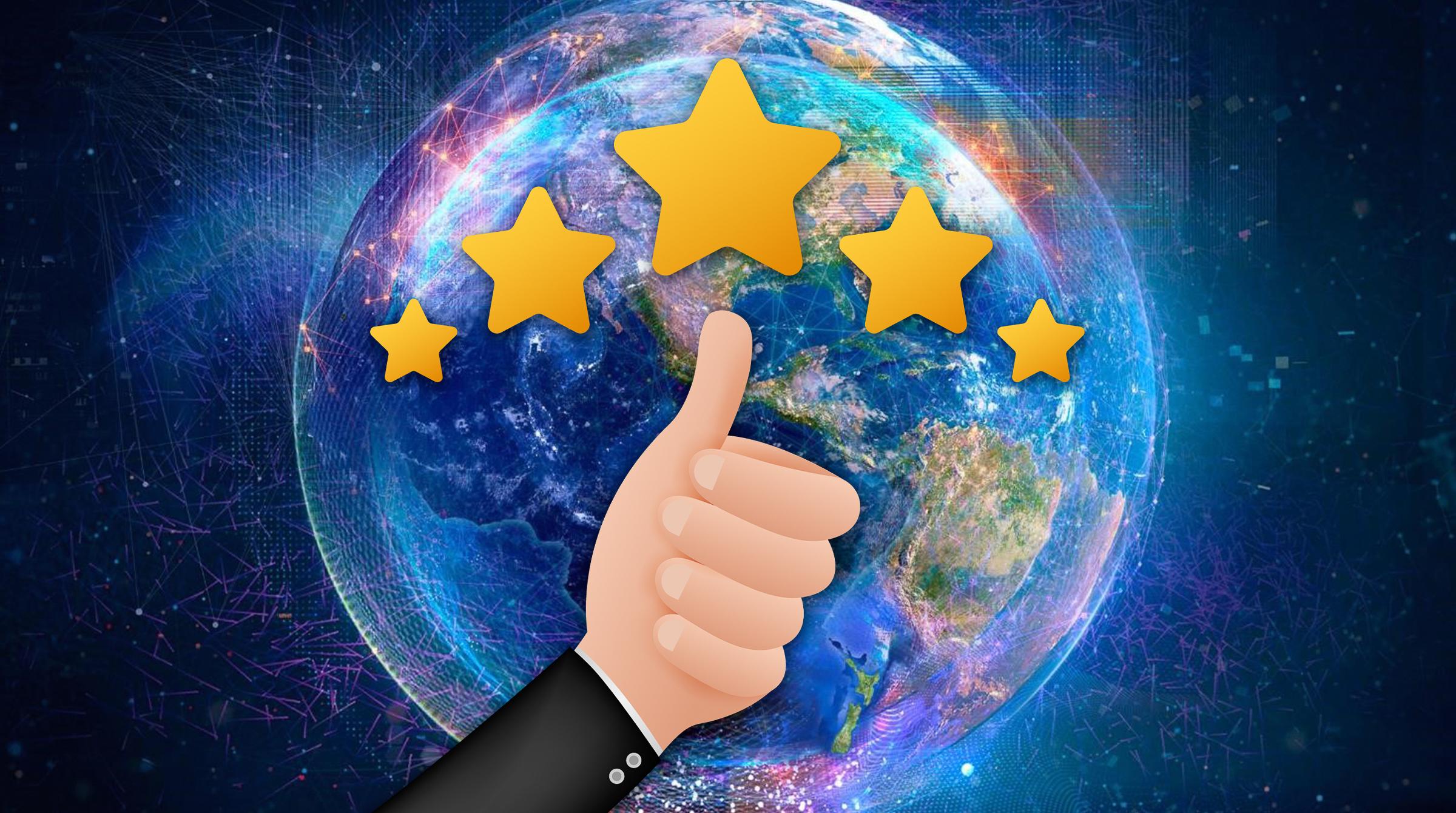ArcGIS topplista topp 5