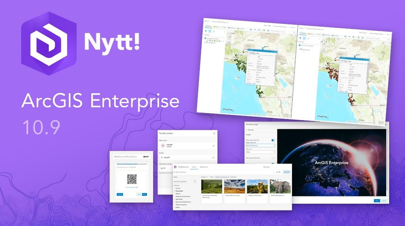 ArcGIS Enterprise 10.9