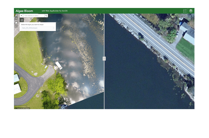 2D imagery products and drone2map