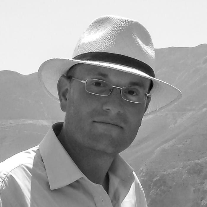 John Smaaland, produktmarknadschef Esri Sverige