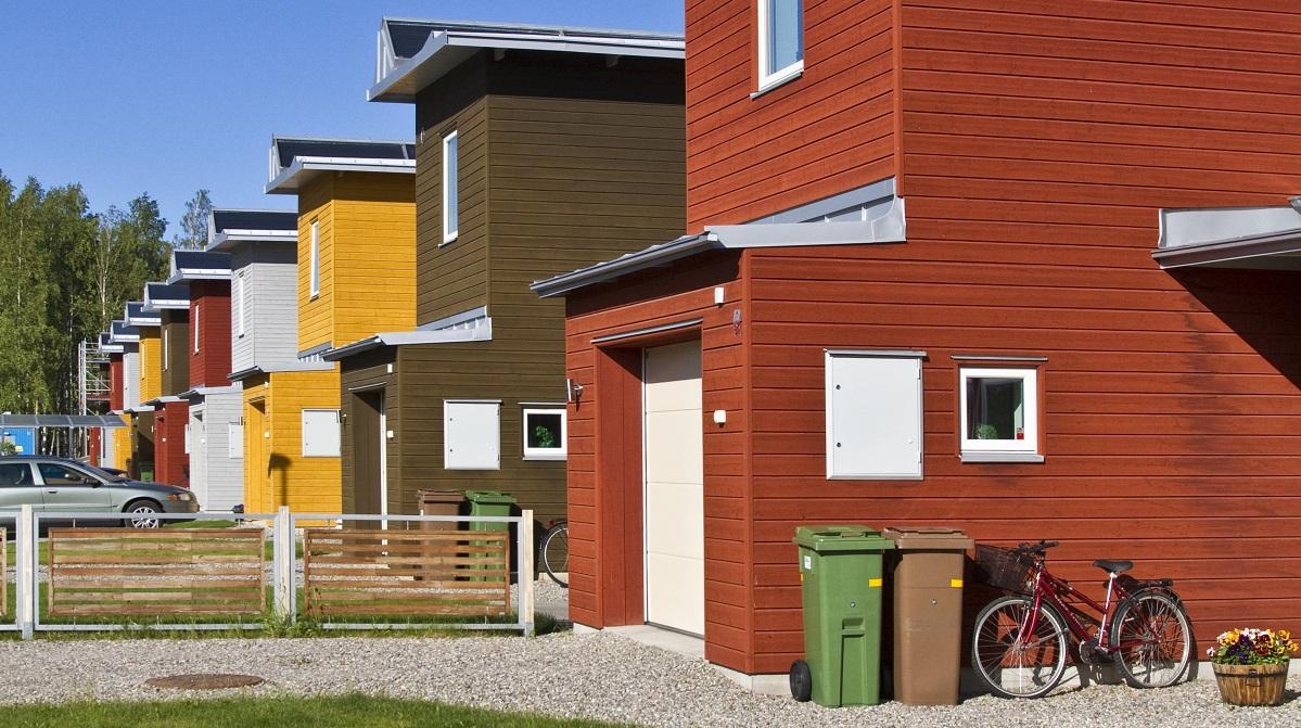 Nybyggda bostäder