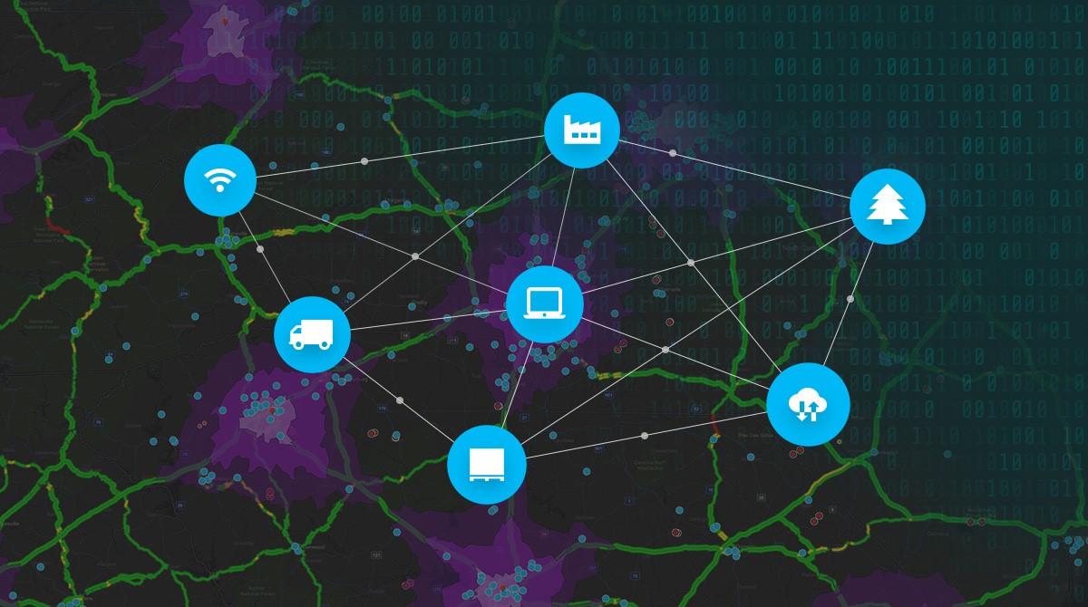Digital kopia av supply chain