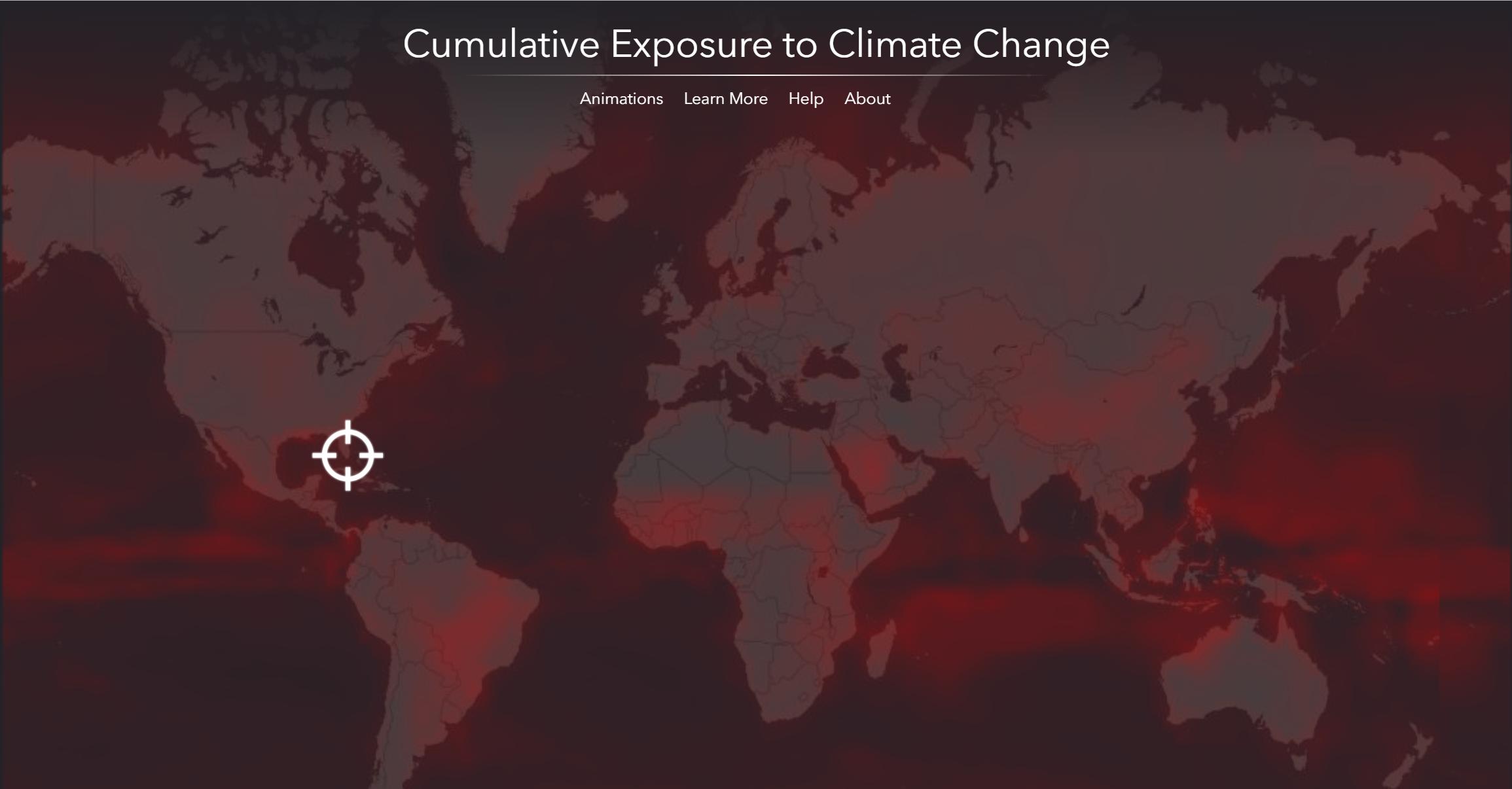 Klimatförändringarnas påverkan i olika delar av världen