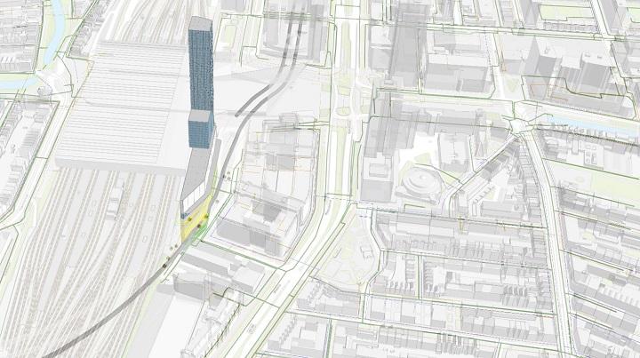 Visualisering av fastighet för planeringsfasen