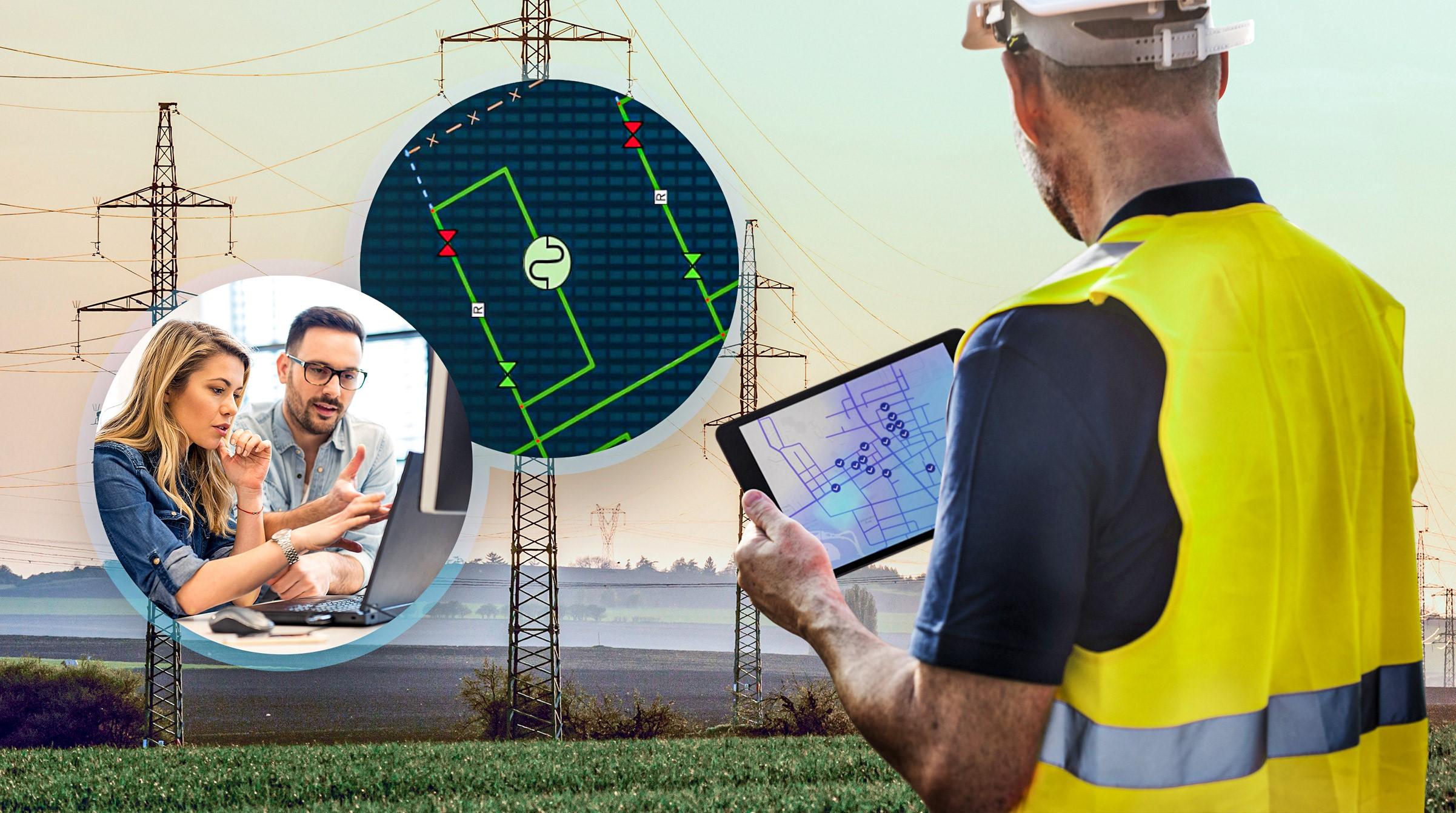 Digital samverkan kring nätinfrastruktur