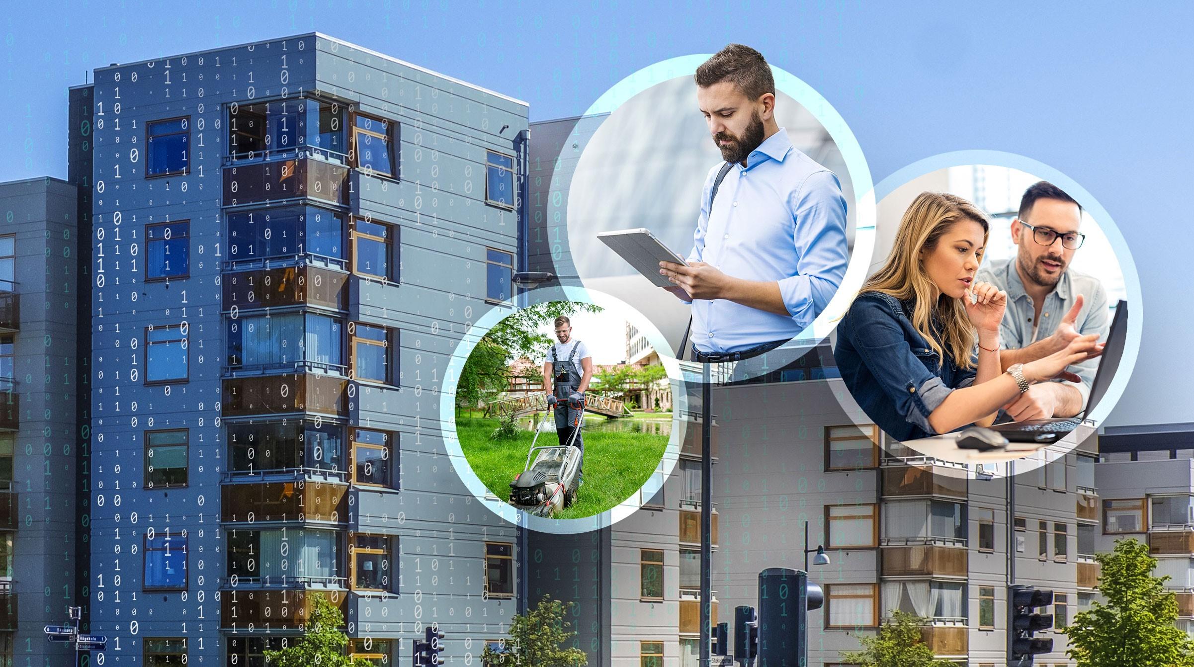 Digitalisering fastighetsbestånd