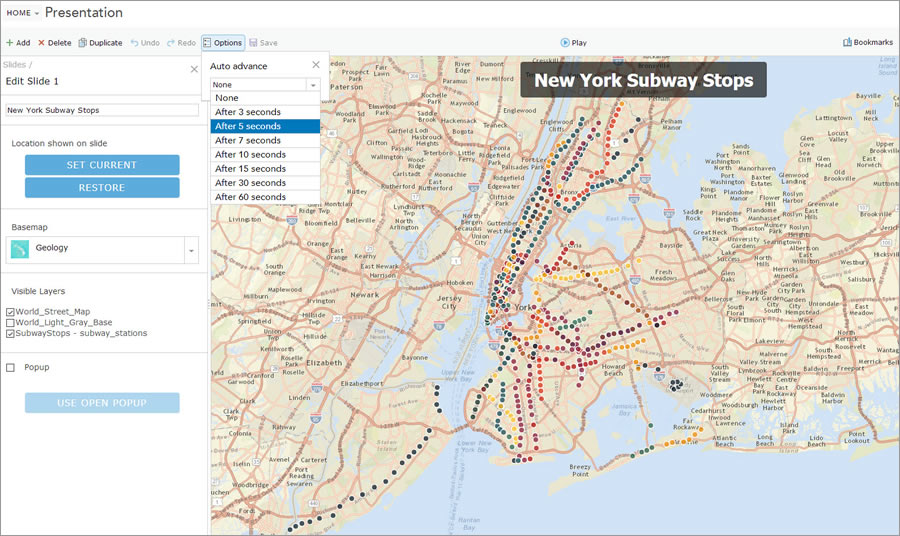 Arcgis online whats new in july 2014 we provide these analytics through both the user interface for example the web map viewer and for developers at the api level gumiabroncs Images